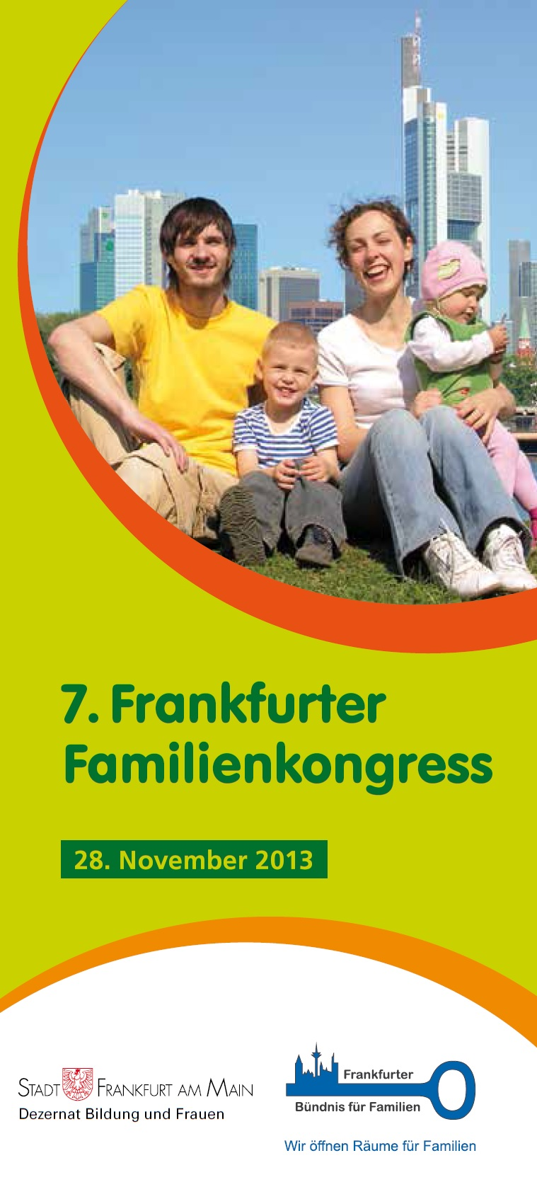 Kongress 2013 Flyer Cover
